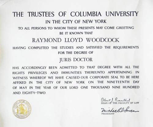 CU Diploma